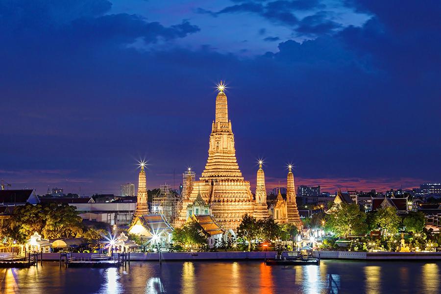 BANGKOK & CENTRAL THAILAND - Siam Sun Tours